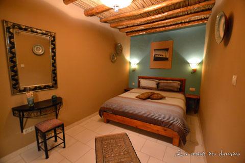 la chambre amazir du riad au maroc. Black Bedroom Furniture Sets. Home Design Ideas